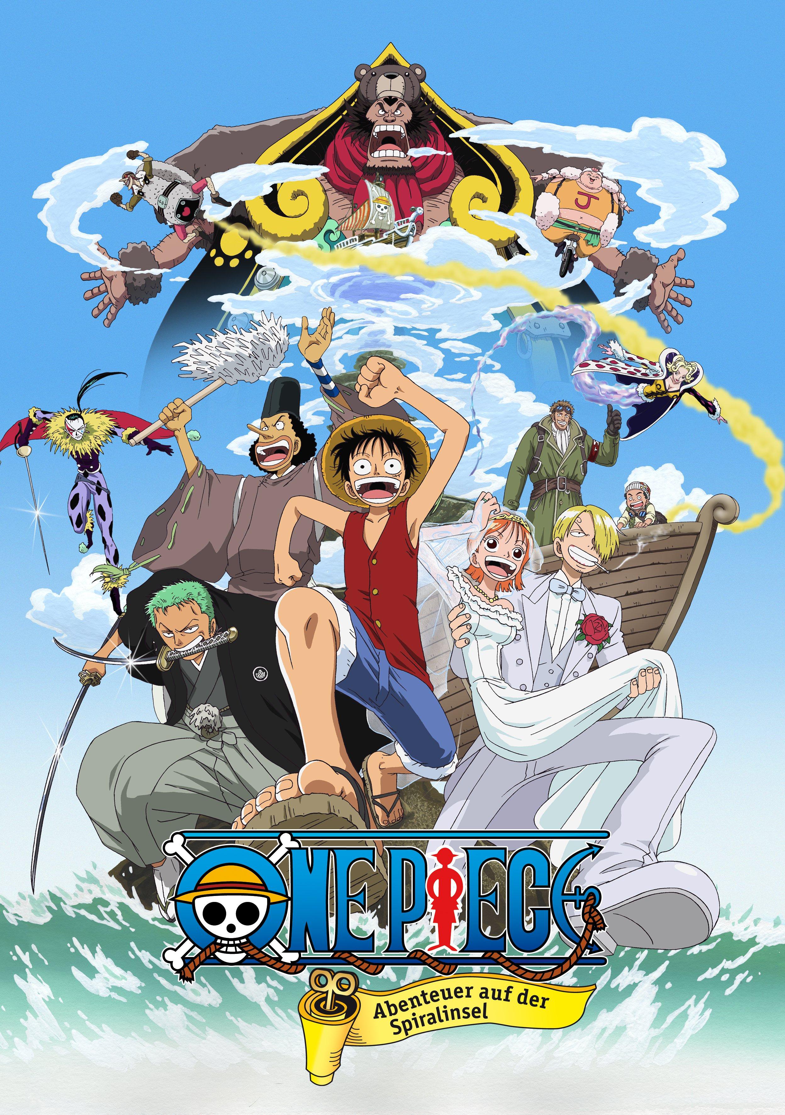 One piece: Nejimaki shima no bôken (2001) - IMDb