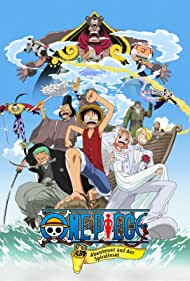 One piece: Nejimaki shima no bôken (2001)