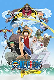 One Piece: Adventure on Nejimaki Island Poster