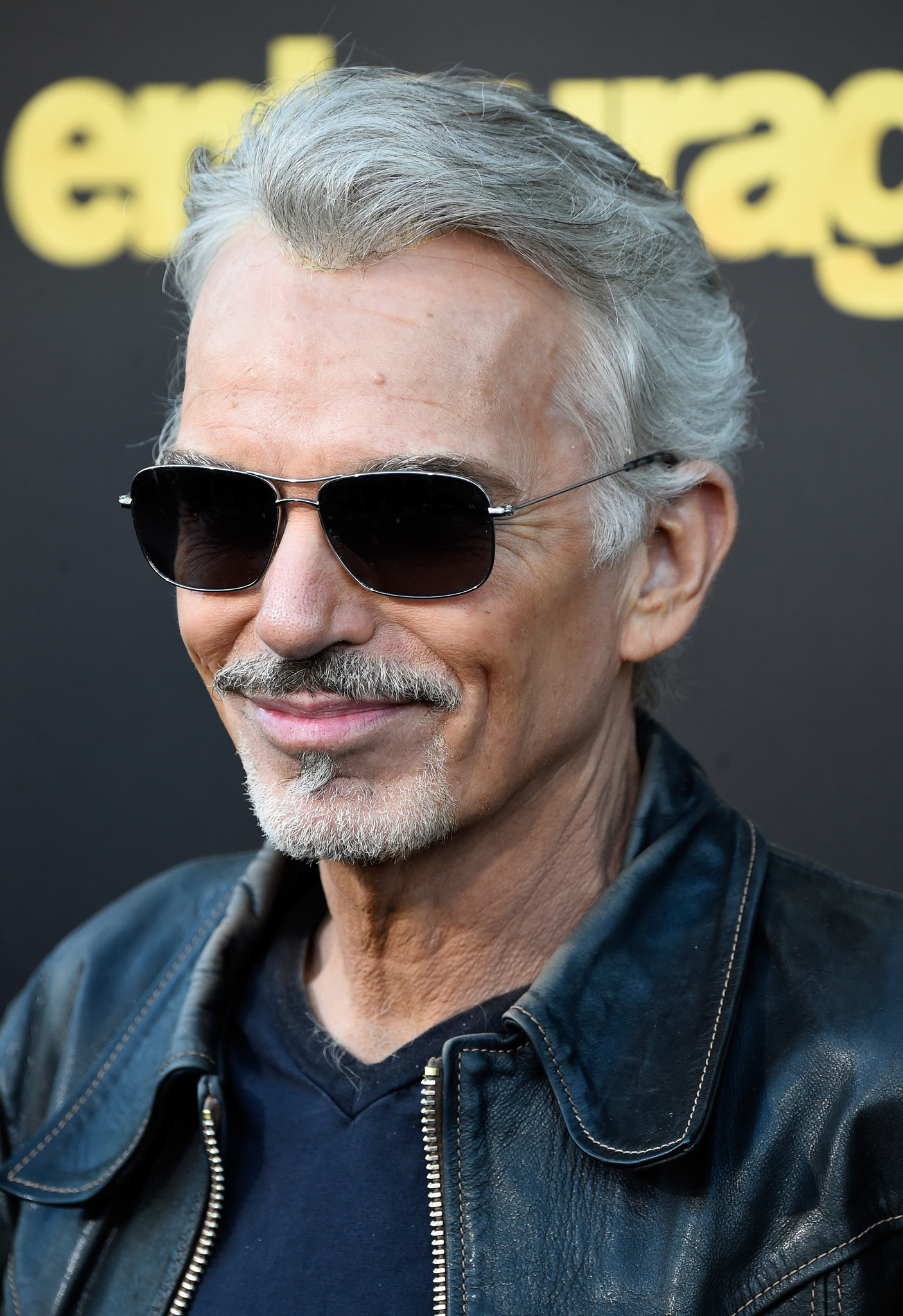 Billy Bob Thornton at an event for Entourage (2015)