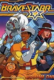 BraveStarr: The Legend Poster