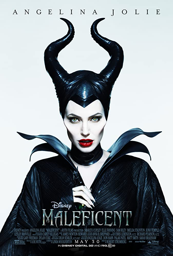 Poster film 'Maleficent' (2014)