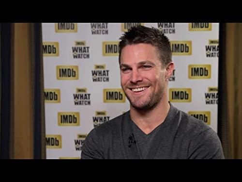 Stephen Amell Blurb