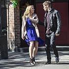 Joseph Morgan and Leah Pipes in The Originals (2013)