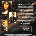 Cher, Dennis Quaid, and Joe Mantegna in Suspect (1987)