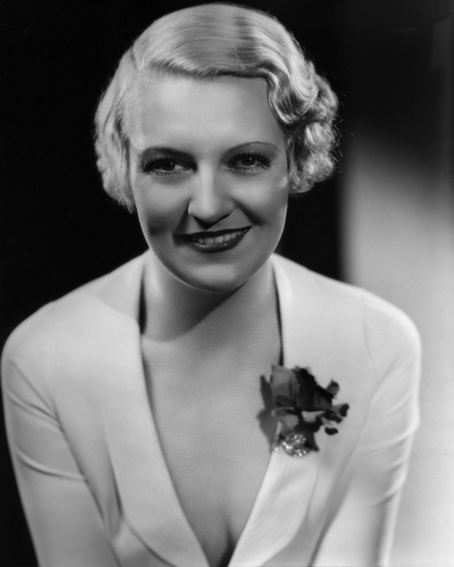 Verree Teasdale in Fashions of 1934 (1934)