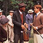 Will Smith, Matt Damon, and J. Michael Moncrief in The Legend of Bagger Vance (2000)