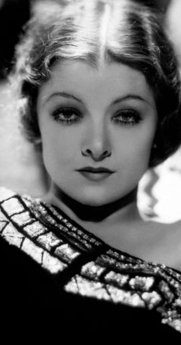 Myrna Loy age