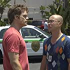 Michael C. Hall and C.S. Lee in Dexter (2006)
