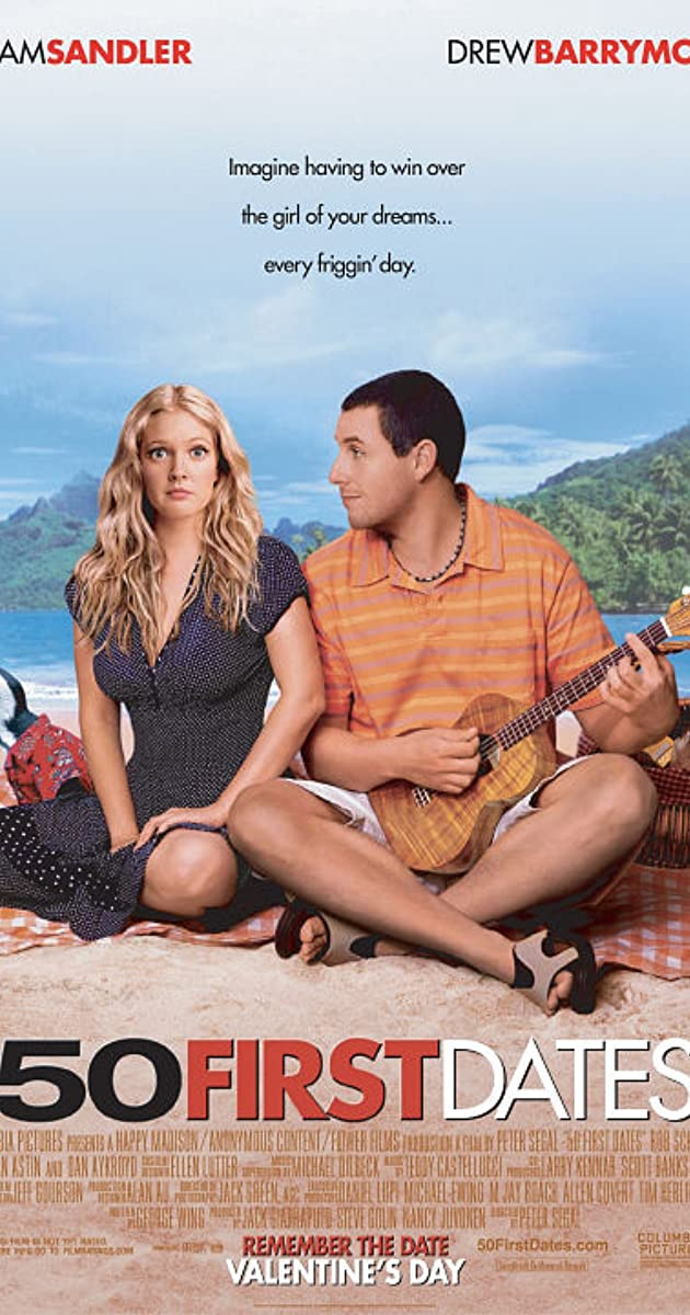 Fifty first dates online free in Brisbane