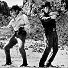 """""""Five Card Stud,"""" Dean Martin and Robert Mitchum. 1968 Paramount"""