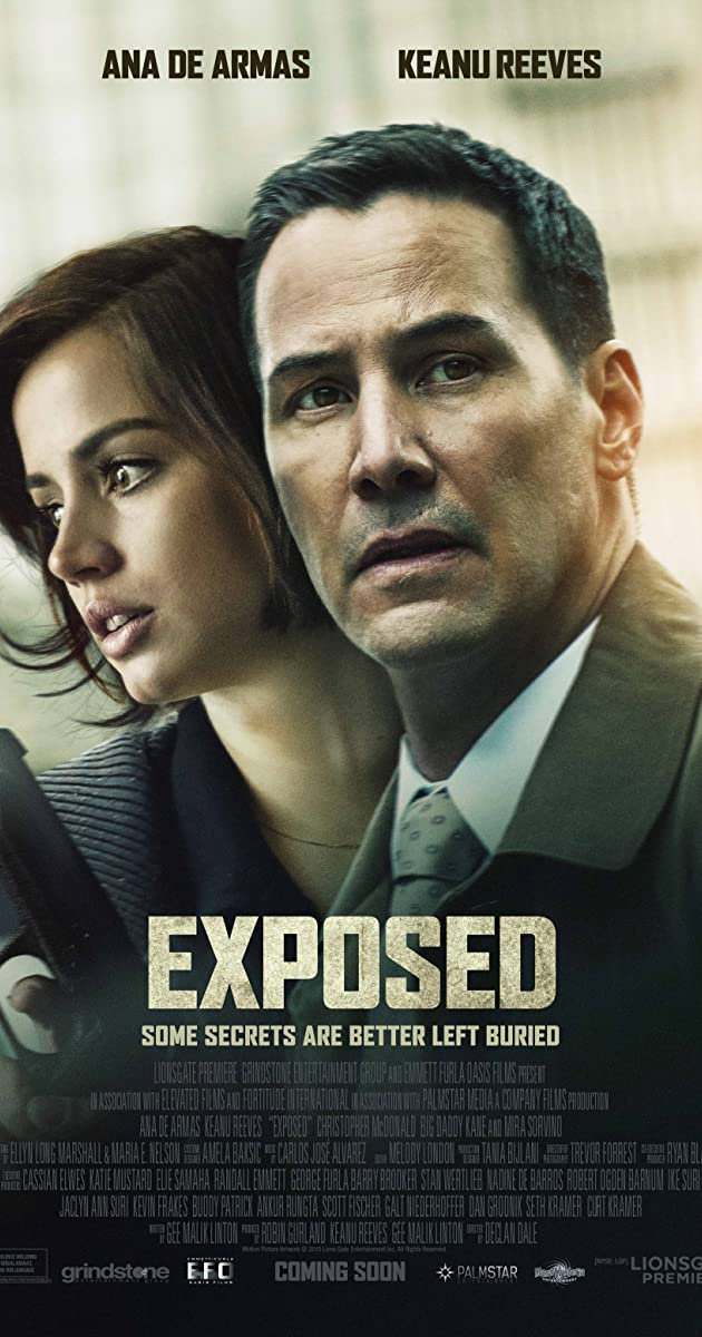 Exposed (2016) Online