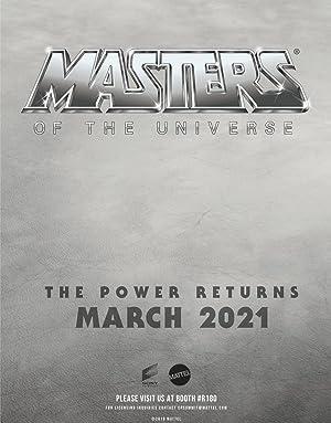 Drama Masters of the Universe Movie