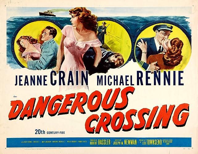 Dangerous Crossing (1953)