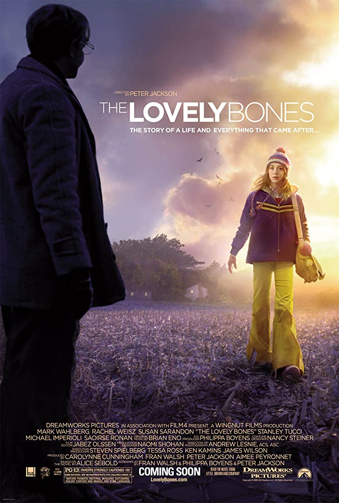 The Lovely Bones 2009 Dual Audio Hindi 720p BluRay 1.1GB Download