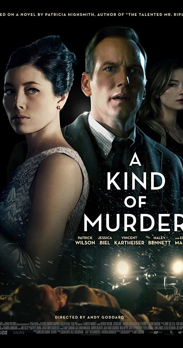 Watch Full HD Movie A Kind of Murder (2016)