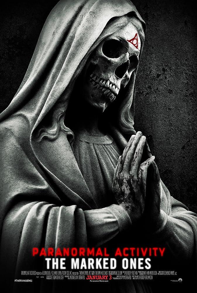 Atividade Paranormal: Marcados pelo Mal Legendado