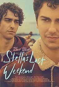 Nat Wolff and Alex Wolff in Stella's Last Weekend (2018)