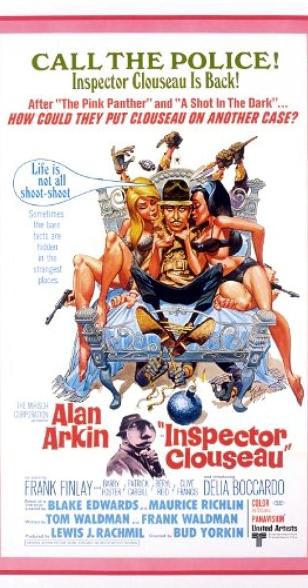 Subtitle of Inspector Clouseau