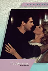 Jack Scalia and Lindsay Wagner in The Other Lover (1985)