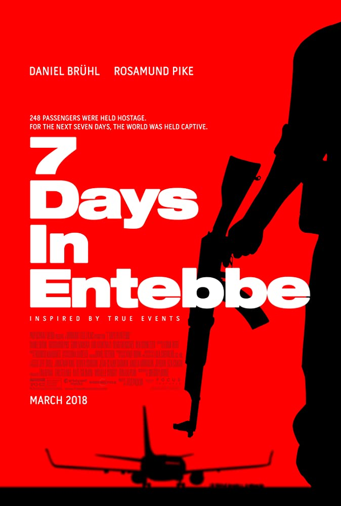 7 Days in Entebbe (2018) BluRay Direct Download