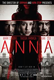 Brian Cox, Mark Strong, and Taissa Farmiga in Anna (2013)