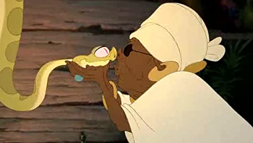 """""""Mama Odie"""" from The Princess and the Frog"""