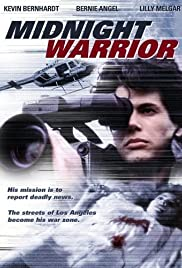 Midnight Warrior Poster