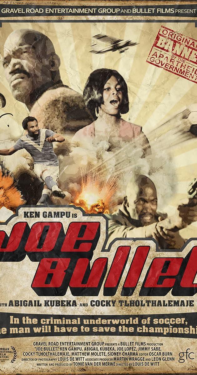 Subtitle of Joe Bullet