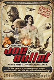 Joe Bullet (1973) starring Ken Gampu on DVD on DVD