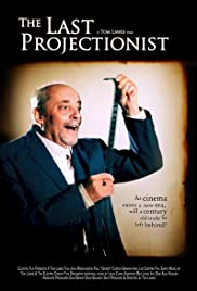 The Last Projectionist Poster