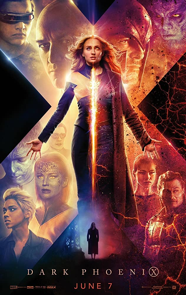 X Men Dark Phoenix 2019 Hindi Dubbed hd