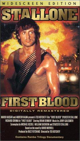 First Blood (1982) Hindi Dubbed Movie