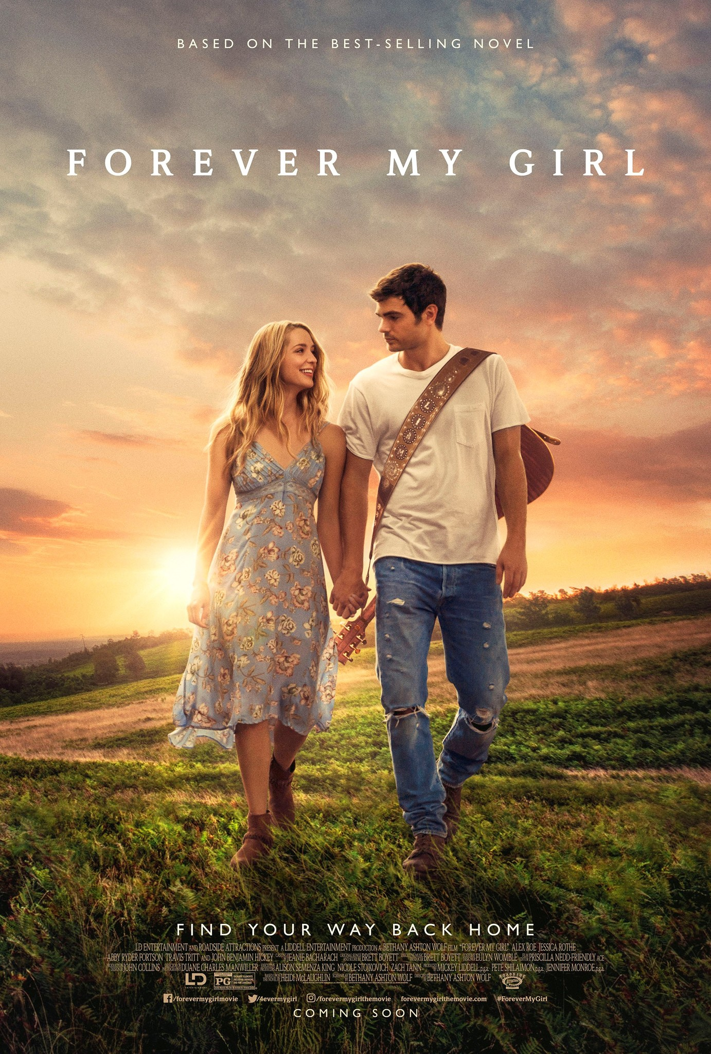 Forever My Girl (2018) BluRay 480p, 720p & 1080p