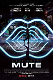 Mute 2018 Subtitle Indonesia WEB-DL 480p & 720p
