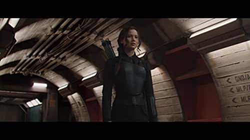 Watch the final trailer for The Hunger Games: Mockingjay - Part 1.