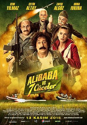 Ali Baba and the Seven Dwarfs