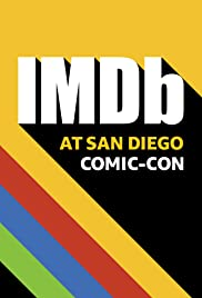IMDb at San Diego Comic-Con Poster