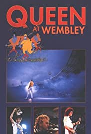 Queen Live at Wembley '86 Poster