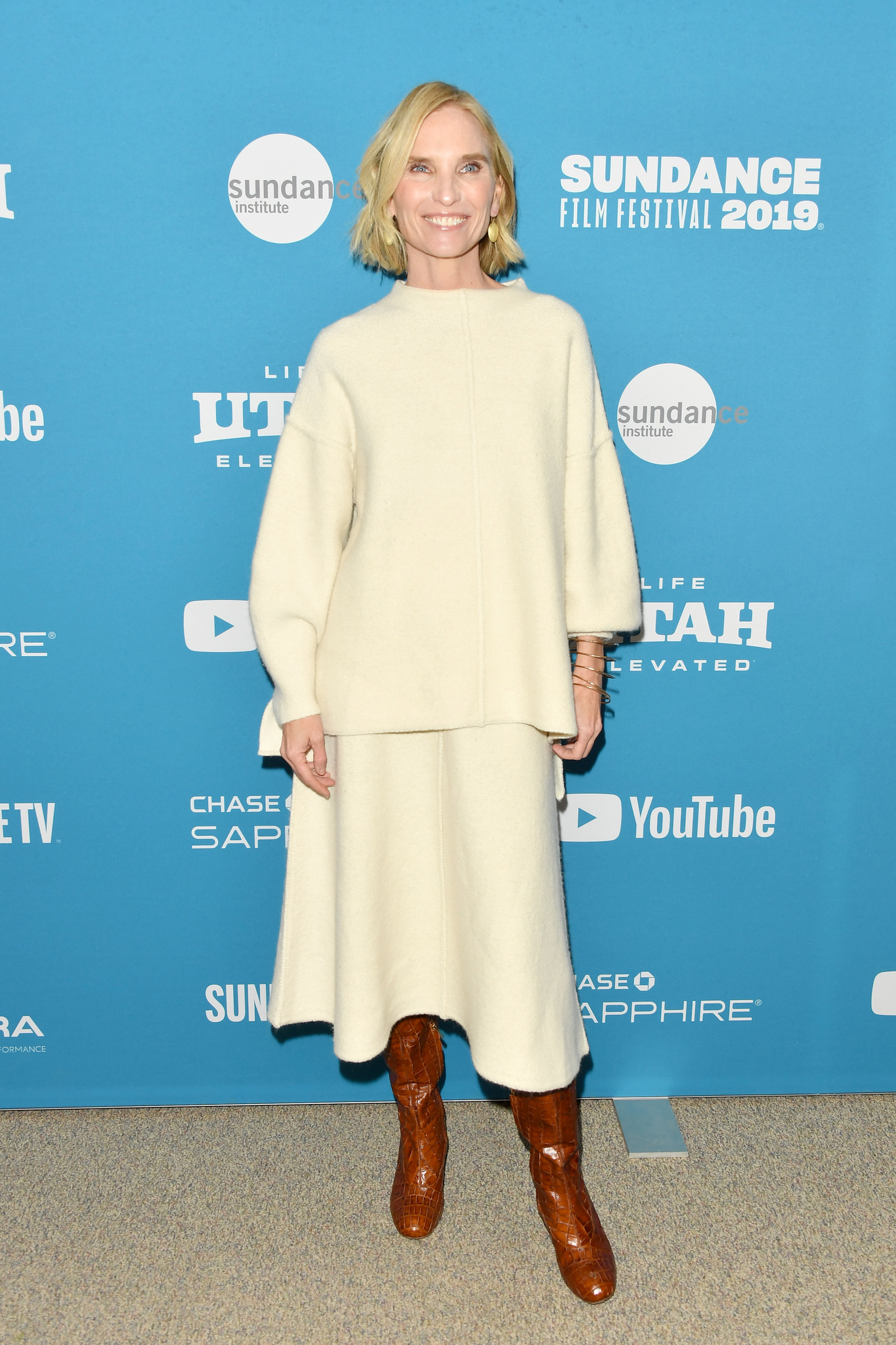Jennifer Fox at an event for The Report (2019)