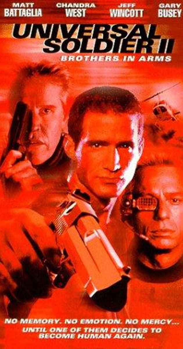 Universal Soldier II: Brothers in Arms (1998) - Official