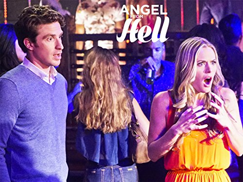 Maggie Lawson and Nate Smith in Angel from Hell (2016)