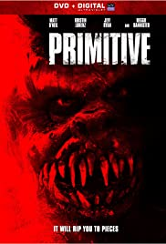 Primitive (2011) Poster - Movie Forum, Cast, Reviews