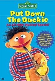 Sesame Street, Special Poster