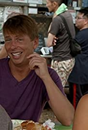 Jack McBrayer in Hawaii Poster