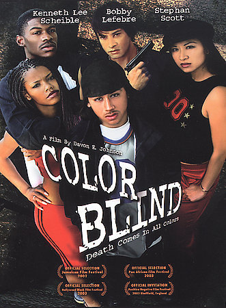 Colour Blind on FREECABLE TV