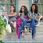 Jane Fonda, Catherine Keener, and Elizabeth Olsen in Peace, Love & Misunderstanding (2011)