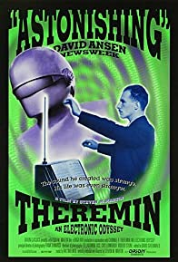Primary photo for Theremin: An Electronic Odyssey