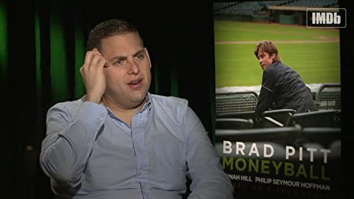 IMDb Asks Jonah Hill: What's Your First Movie in a Movie Theater?