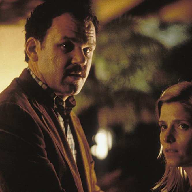 John C. Reilly and Melora Walters in Magnolia (1999)